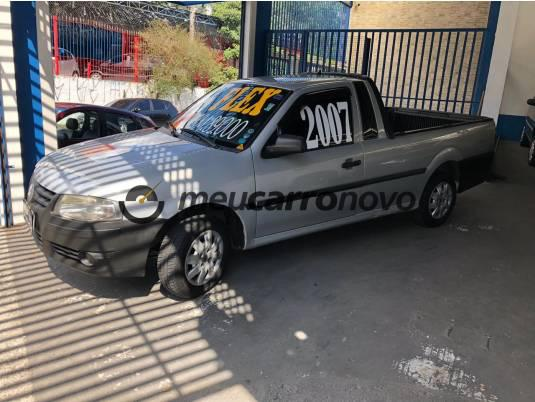 Volkswagen saveiro 1.6 mi city cs 8v2p manual g.iv 2006/2007
