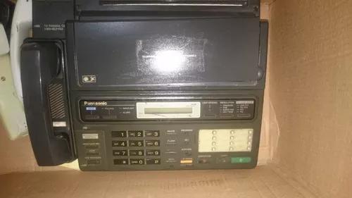 2 x fax lote 2 unidades aparelhos no estado #1645