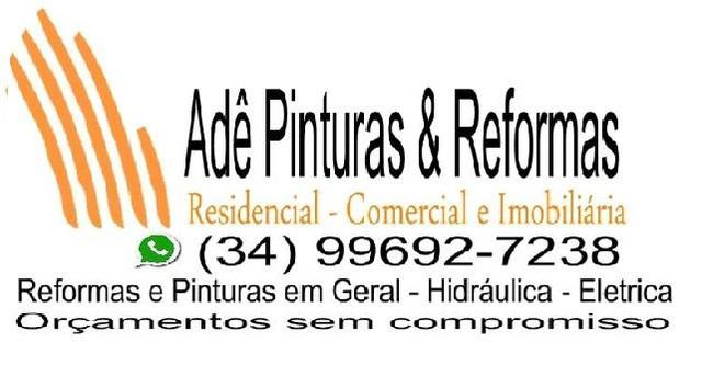 Adê reformas & pinturas - uberlandia-mg