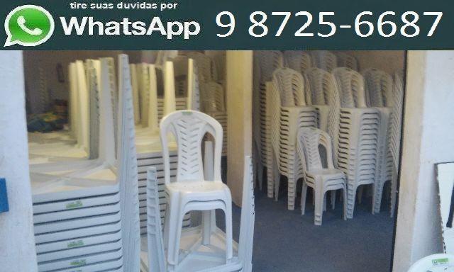 Aluguel de mesas e cadeiras guaratiba