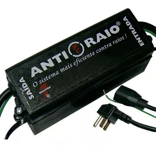 Anti raio protetor aparelhos eletro eletrônicos 220v