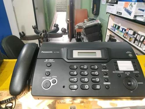 Aparelho fax panasonic kxft932 revisado funcionando ok. ok