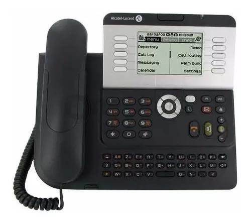 Aparelho Telefonico Digital Alcatel 4039 - Com Garantia