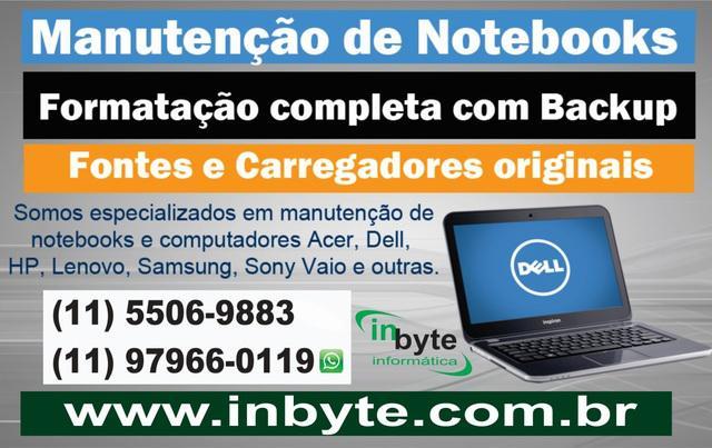Assistencia Asus, Dell, HP - Brooklin, Itaim Bibi, Vila