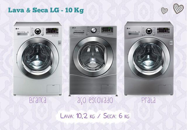 Assistencia tecnica lg lavadora e secadora