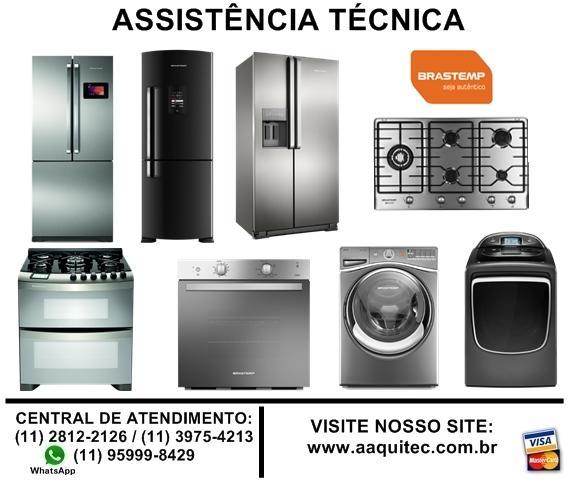 Assistência técnica brastemp fogão, forno e cooktop