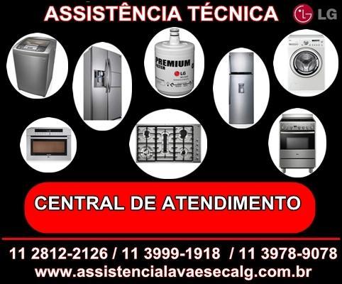 Assistência técnica lg geladeira, máquina de lavar e