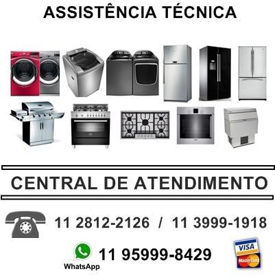 Assistência técnica de fogão, geladeira e máquina de