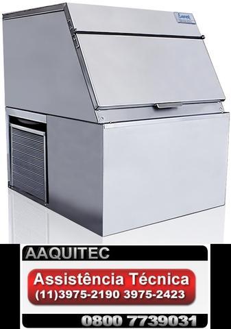 Assistência técnica de máquina de gelo everest