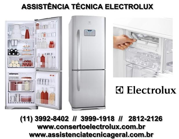 Assistência técnica geladeira electrolux inverse