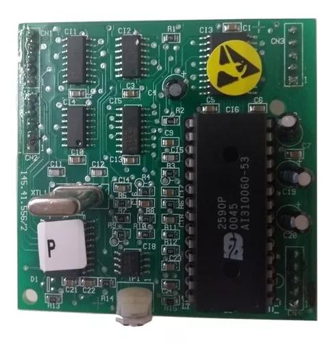 Atendedor pabx disa conecta / modulare i intelbras antiga
