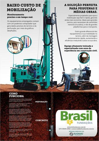 Brasil fundações