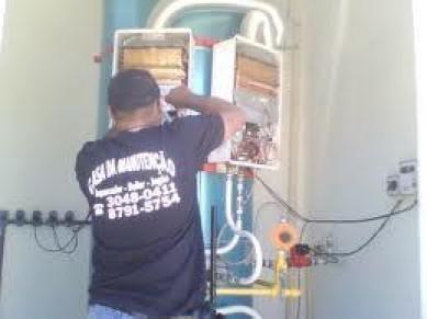Conserto de aquecedor olaria ramos penha rj