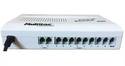 Cabo cci 50x3 100 mts+ pabx 208 +50 plug rj11 +3 tel studio