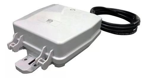 Caixa telefonia tar terminal de acesso rede c/ coto 10 pares
