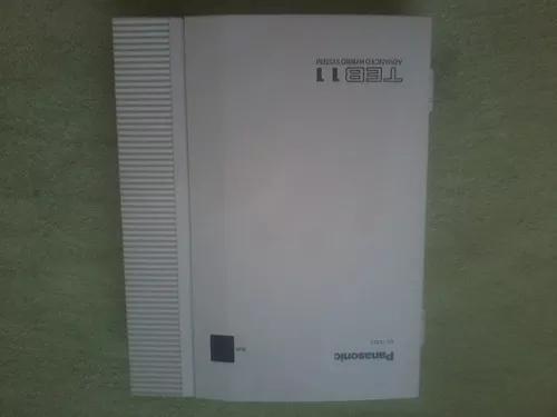 Central pabx panasonic kx-teb11 (limpa, revisada e garantia)