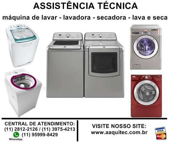 Conserto de máquina de lavar roupa em são paulo