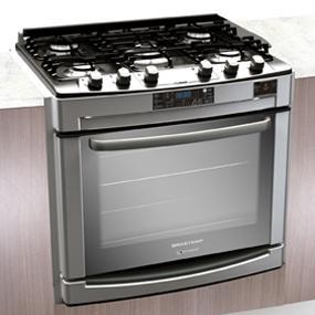Conversão de fogão, brastemp, continental, eletrolux,