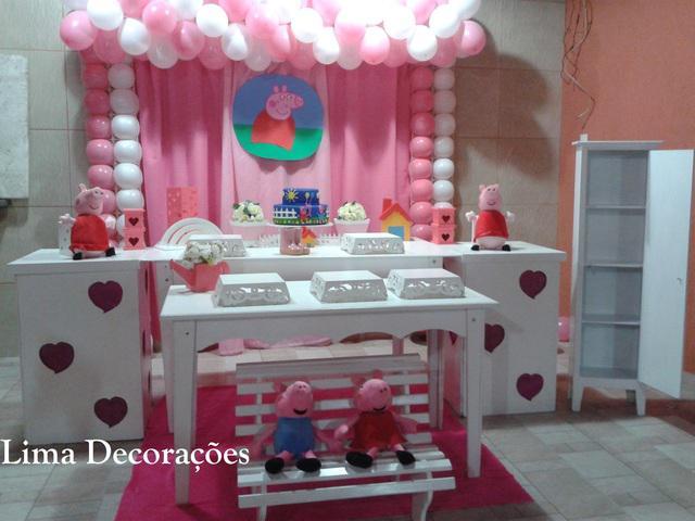 Decoração provençal - festa infantil