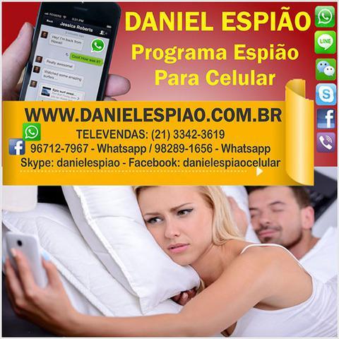 Daniel espião - como espionar o whatsapp, app espiao para