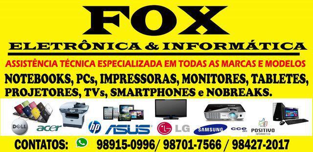 Fox eletrônica & informatica