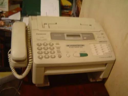 Fax panasonic kx - f1070 só $28 reais