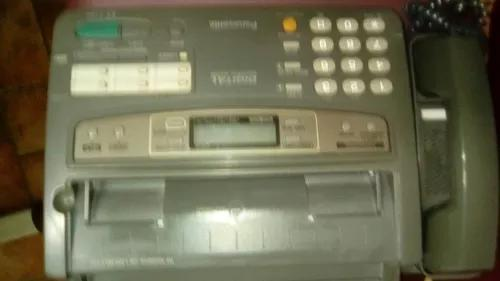 Fax Panasonic Kx F700 Com Secretária Eletrônica Digital