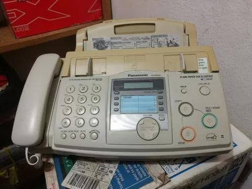 Fax panasonic kx fhd331 usado