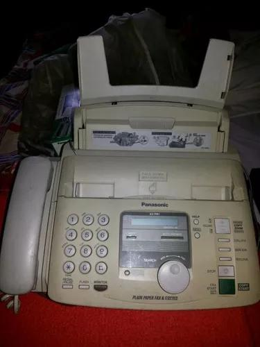 Fax panasonic kx fp81 e bobina