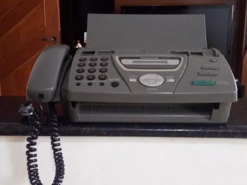 Fax panasonic kx- ft74 (usado)
