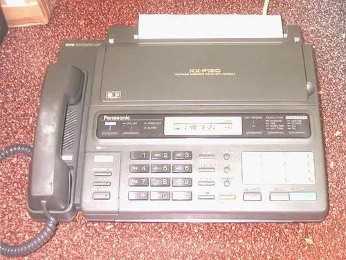 Fax panasonic kx-f130(no estado)