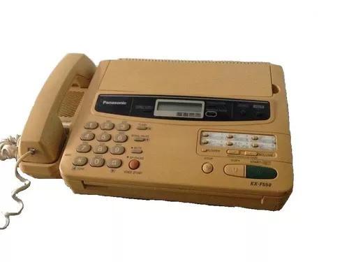 Fax panasonic kx-f550