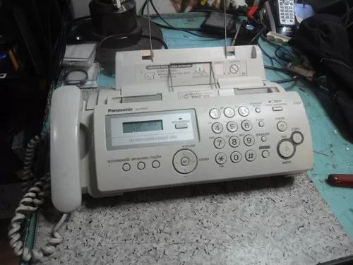 Fax panasonic kx-fp207 - super conservado