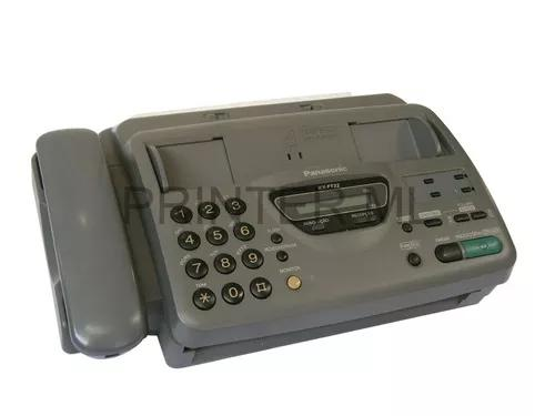 Fax Panasonic Kx-ft22 / 120v. Usado