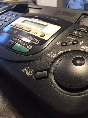 Fax panasonic kx-ft67
