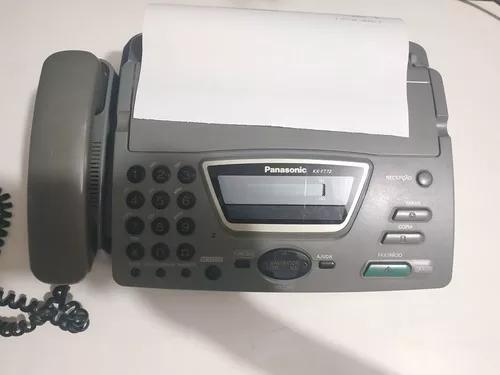 Fax panasonic kx-ft72 obs: engate da tampa #1795