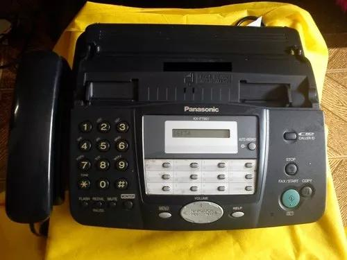 Fax panasonic kx-ft901la - funcionando