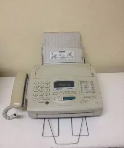 Fax panasonic modelo kx fp200 com 5 bobinas+ manual