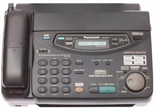 Fax panasonic s