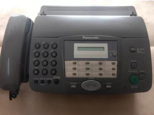 Fax panasonic - usado