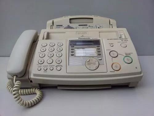 Fax panasonic usado kx-fhd333br - com garantia de 3 meses!!