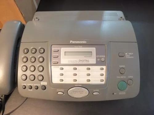 Fax panasonic (kx-ft908)