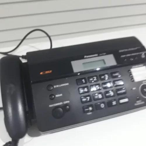 Fax papel panasonic kx 987 com sec digital + brinde