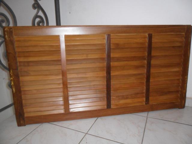 Guilhotinas ideal de madeira em cabo de aço