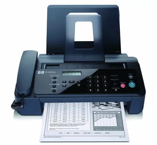 Hp 2140 fax de qualidade profissional-papel sulfite a4 comum