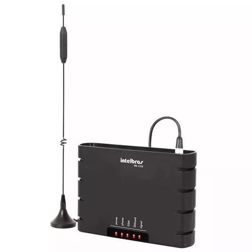 Interface celular gsm quad band intelbras itc 4100