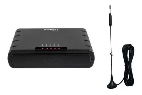 Interface celular gsm quad band intelbras itc4100