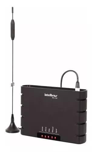 Interface celular gsm quadiband intelbras itc 4100