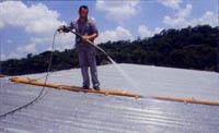 Jp-limpeza de telhados e calhas (11)9 5795-5795 santo