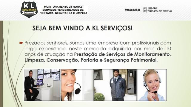 Kl serviços terceirizados